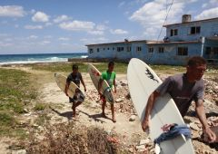 Cubana Production Service Cuba Photo surf beach