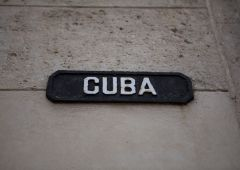 Cubana Production Service Cuba Photo street art