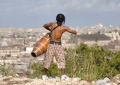 Cubana Production film Service Cuba Habana Photo drum city