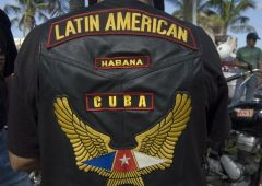 Cubana Production Service Cuba Havana Photo latin america motorbike habana