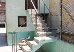Cubana Production film Service Cuba Habana Photo stairs
