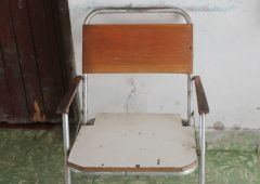 Cubana Production film Service Cuba Habana Photo chair