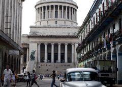 capitolio building havana
