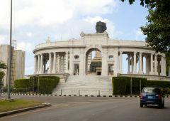 marbel statue building