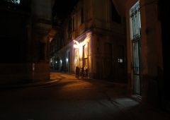 night street i havana