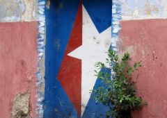 cuban star art