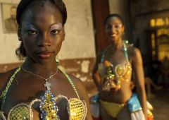 black woman dancers