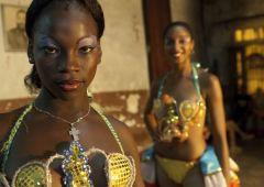 black woman dancers