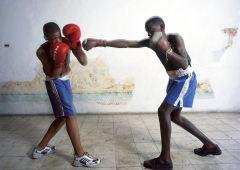 boxing kids