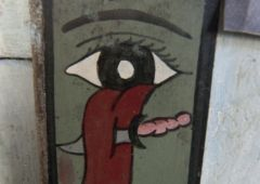 wall painting cuba