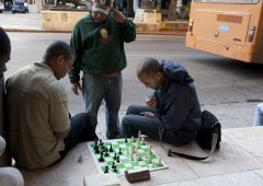 Cubana Production Service Cuba Mood Photography game chess
