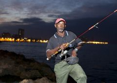 Cubana Production Service Cuba Mood Photography portrait fisherman