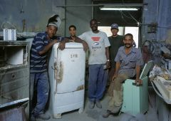 Cubana Production Service Cuba Mood Photography portrait worker