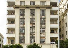 Cubana photo film Production Service Cuba exterior building