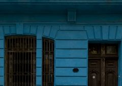 Cubana photo film Production Service Cuba exterior building