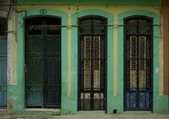 Cubana photo film Production Service Cuba Old Havana exterior building