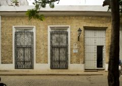 Cubana photo film Production Service Cuba Old Habana exterior building oficios