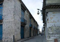 Cubana photo film Production Service Cuba Old Habana exterior building san ignacio
